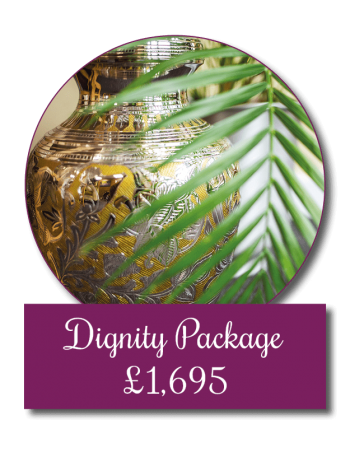 Dignity £1,695 Rasp
