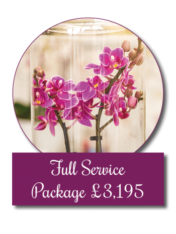 Full Service £3,195 Rasp