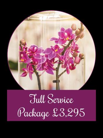 Full Service £3,295 Rasp