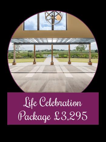 Life Celebration £3,295 Rasp