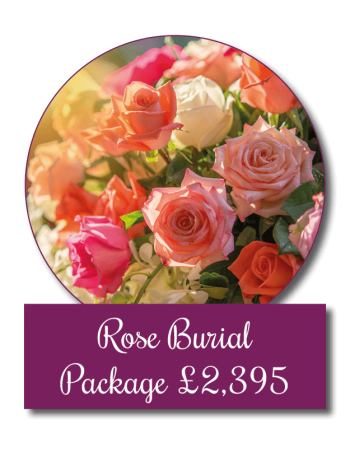 Rose Package £2,395 Rasp